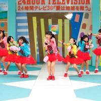 さくらんぼんBom24時間テレビ出演