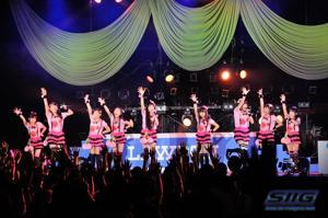 さくらんぼんBom@東北限定 LAWSON Presents ジモドルフェスタ 2014 WINTER