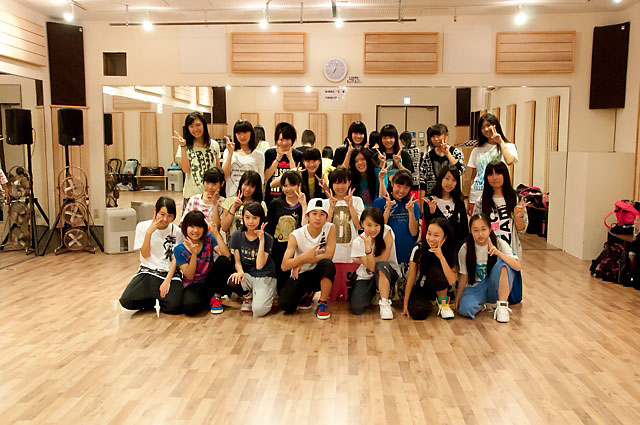 MPF ダンス部