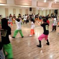 mako 水曜 HIP HOP Power UP(キッズ・Jr.)クラス