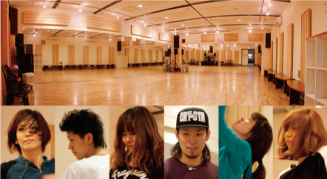 dance studio MPF