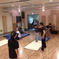 青森大学男子新体操部出身 森翔太先生ワークショップ