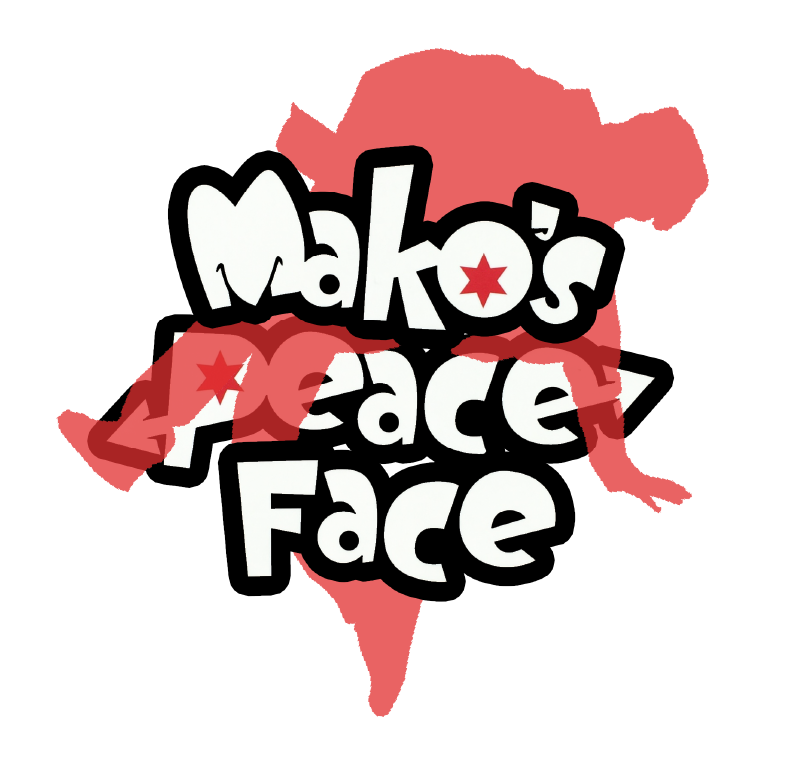 Mako's Peace Face|Dance Studio MPF